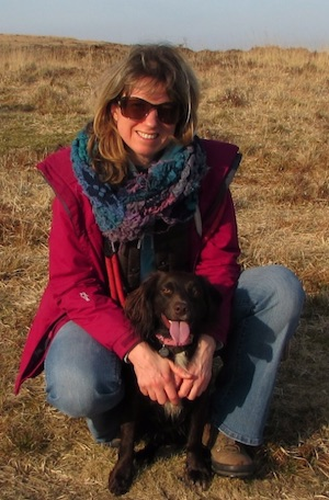 Sarah Nehammer CVP animal physiotherapist