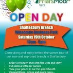 Shaftesbury branch open day