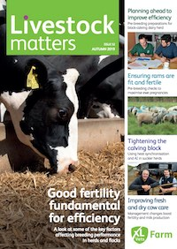 Livestock Matters front cover