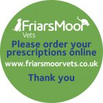 Order your flea & worm treatment online
