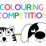 Blandford 10 Year Anniversary - Colouring Competition